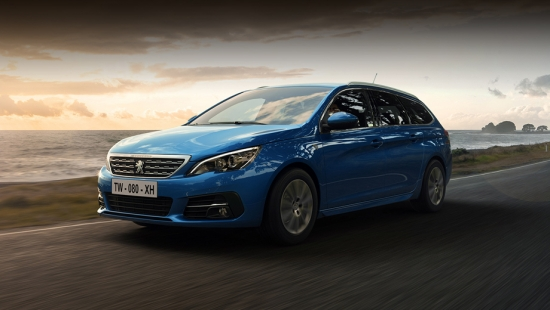 Peugeot 308 Roadtrip достиг стадии релиза
