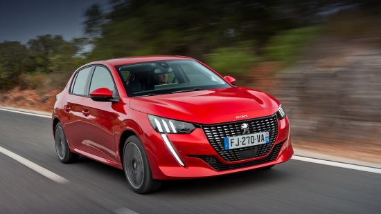 Peugeot 208 hatchback named car of the year in Europe