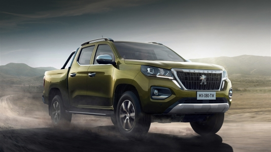 Peugeot Landtrek pickup has hidden its Chinese origins