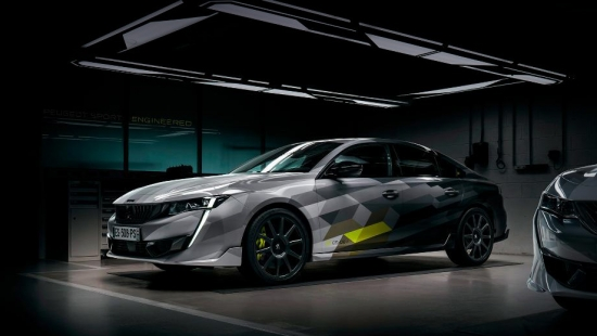New Peugeot 508 PSE sedan released